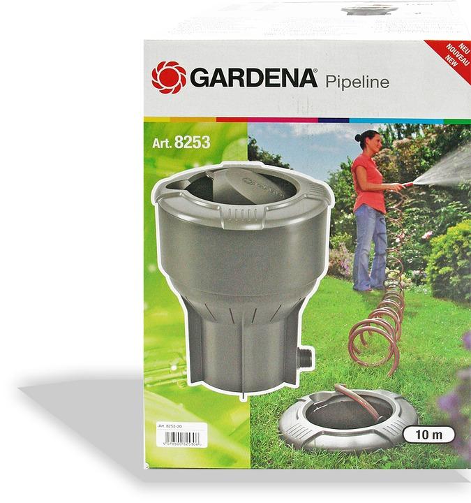 gardena spiralschlauch set. Black Bedroom Furniture Sets. Home Design Ideas